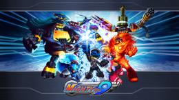Mighty No 9 wallpaper by Emortal982 on DeviantArt 1356