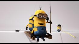 Me 2 Minions Fishing widescreen wallpaper | Wide Wallpapers NET 644