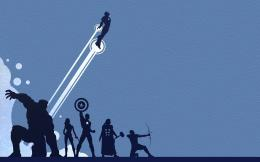 The Avengers Logo Wallpaper Jpg Pictures to pin on Pinterest 625