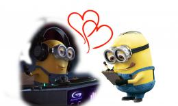 Minion In Love Images | Minion\'s Photos 1947