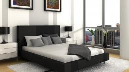 Best Design Wallpapers Black Grey White Modern BedroomDecosee com 1811