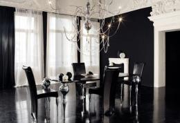 Dining room ideas by cattelan italia modern interiors wallpaper 1379