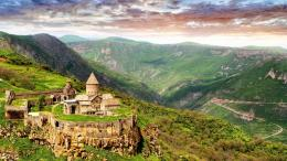 Tatev Monastery HD Wallpapers | BackgroundsWallpaper Abyss 729
