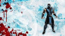 Mortal Kombat 9 Sub Zero Wallpaper 475