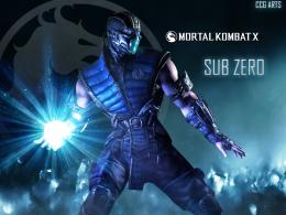 Wallpaper Mortal Kombat XSub Zero by CCG ARTS on DeviantArt 716