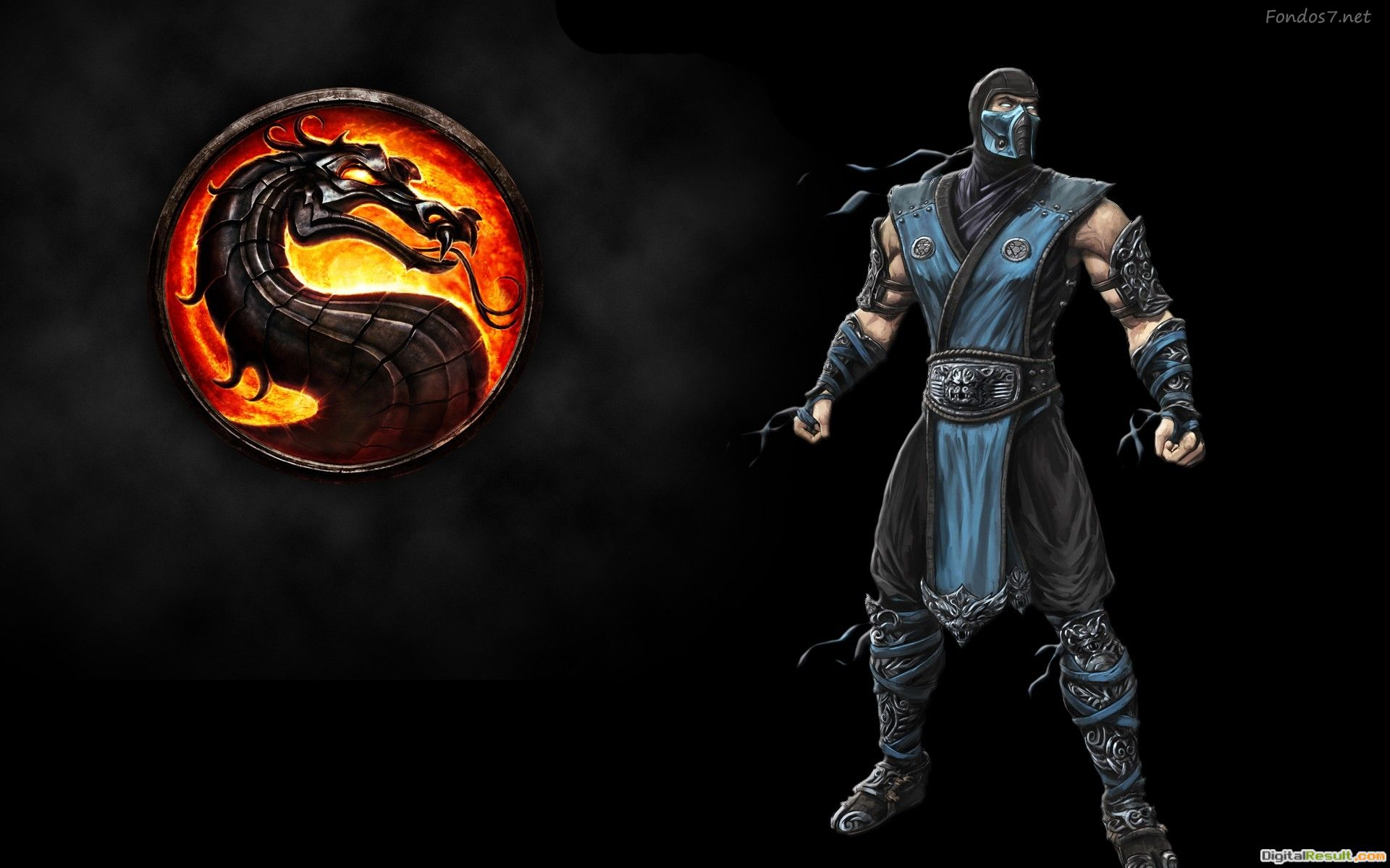 Sub Zero in Mortal Kombat Exclusive HD Wallpapers #4084 1915