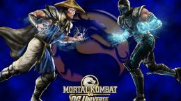Mortal KombatRayden Vs Sub Zero 1600x900 wallpaper 1259