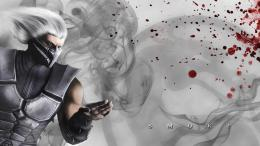 Mortal Kombat 9 Smoke Wallpaper 737