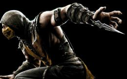 Running Sub Zero in Mortal Kombat Widescreen Wallpaper#20998 1462