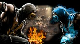 Mortal Kombat X Wallpaper Scorpion vs Sub Zero by PreSlice 882