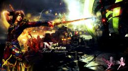 Wallpaper] Noel Kreiss {Final Fantasy 13 2} by Yedine on DeviantArt 380