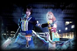 Noel X SerahFinal Fantasy XIII 2 by crystalfirey on DeviantArt 338