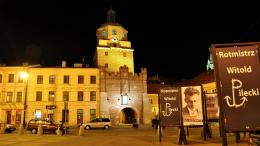 old Polish towns gate Poland historic Lublin culture wallpaper 431