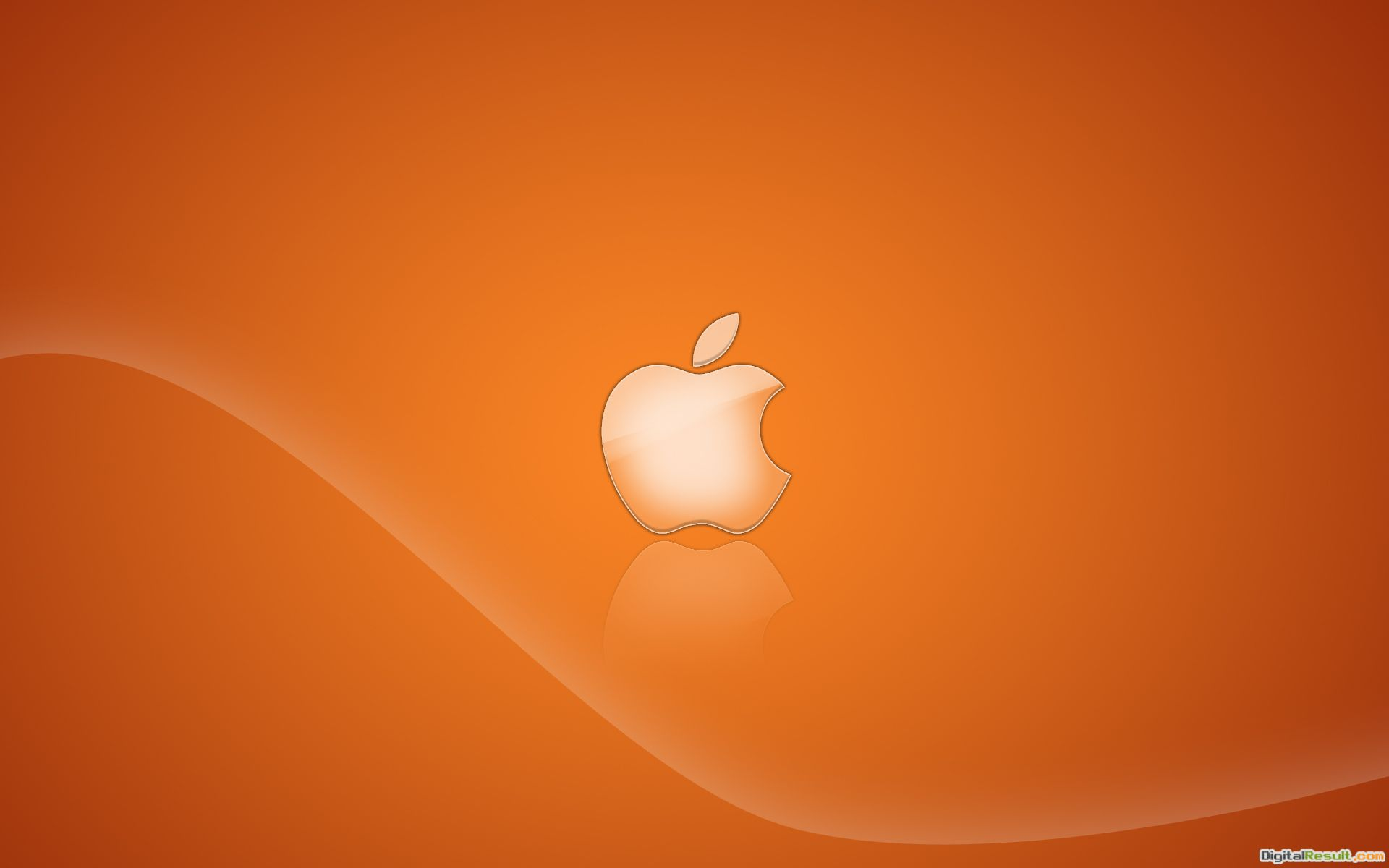 Amazing Apple Orange Logo Wallpaper Background #15849 Wallpaper 847