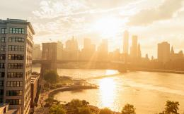 Brooklyn bridge sunset Wallpapers Pictures Photos Images 1724