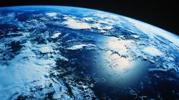 high definition wallpaper with planet earth globe seen from space 1535
