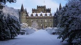 Download Castle in winter wallpaper in CityWorld wallpapers with 1937