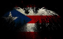 Puerto Rico flag HD Wallpaper 1920x1080 Eagle shaped Puerto Rico flag 282