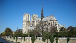 Notre Dame Paris Images Wallpaper HD 1920x1080 #3961 1978