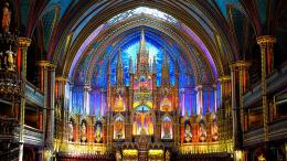 Everything Basilicas Religious Notre Dame Basilica In Montreal 502163 633