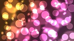 and Purple Blurry Bubbles wallpaperAbstract wallpapers#3087 1475
