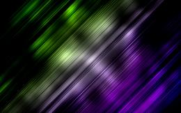 Pics PhotosWallpaper Bubbles Purple And Green Lines 3d Widescreen 1902