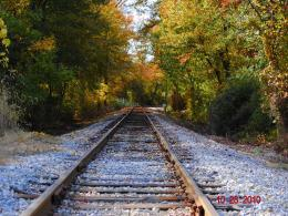 Railroad Track WallpaperFunny Pictures, Gifs, Quotes, Images 242