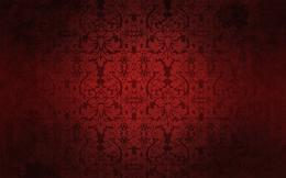 Damask Vintage Red Wallpaper Fleur De Lis Pattern Case R Cbaf D Db E 1042