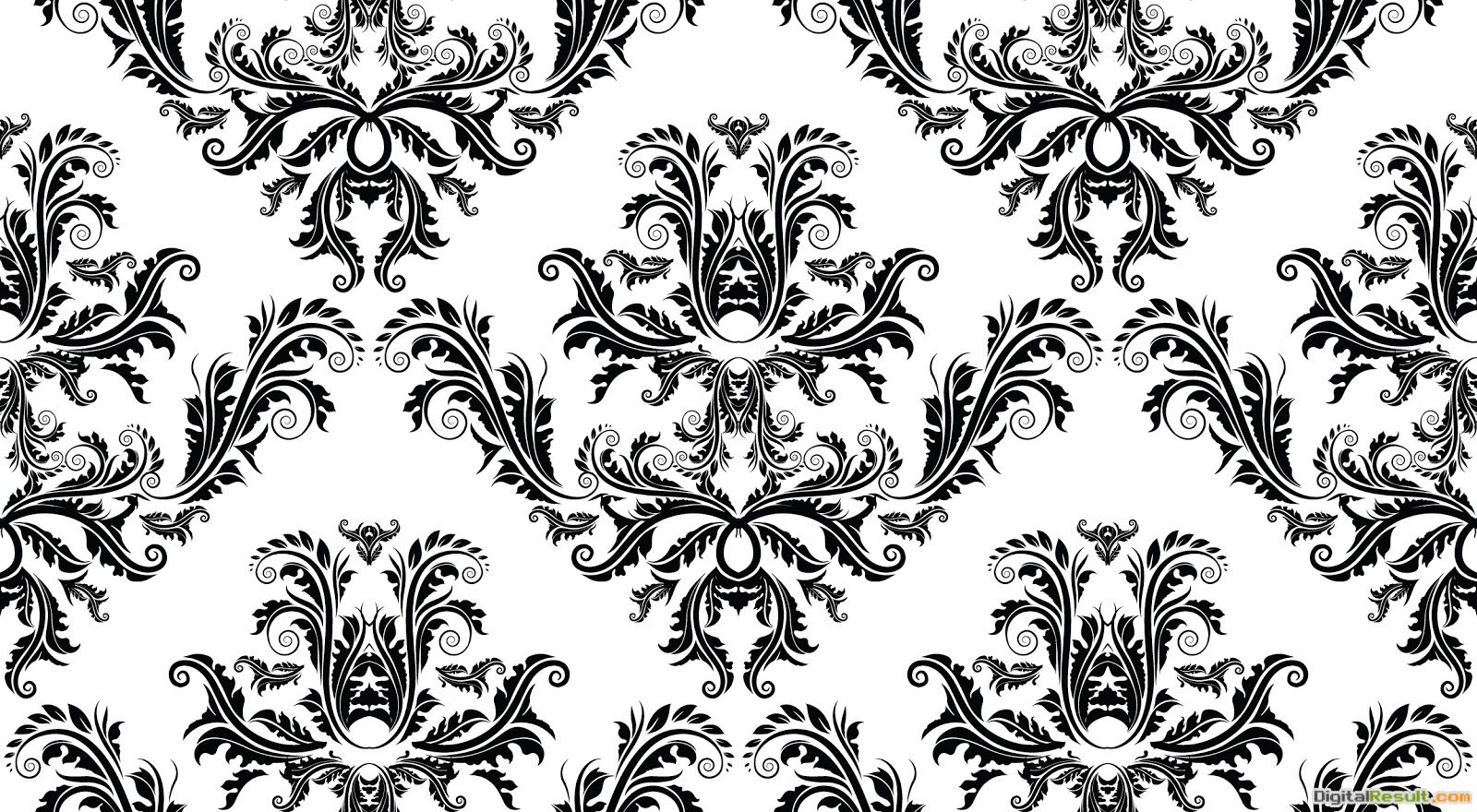 Pattern Vintage Patterns Textures Damask Wallpaper Background | Home 399