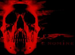 Red Skulls Wallpaper Red Skull e Nomine by 1330