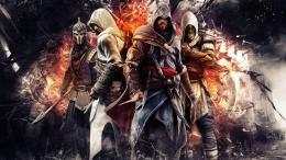 Assassin\'s Creed Ezio & Altair Epic Hd Wallpaper | Wallpaper List 1426