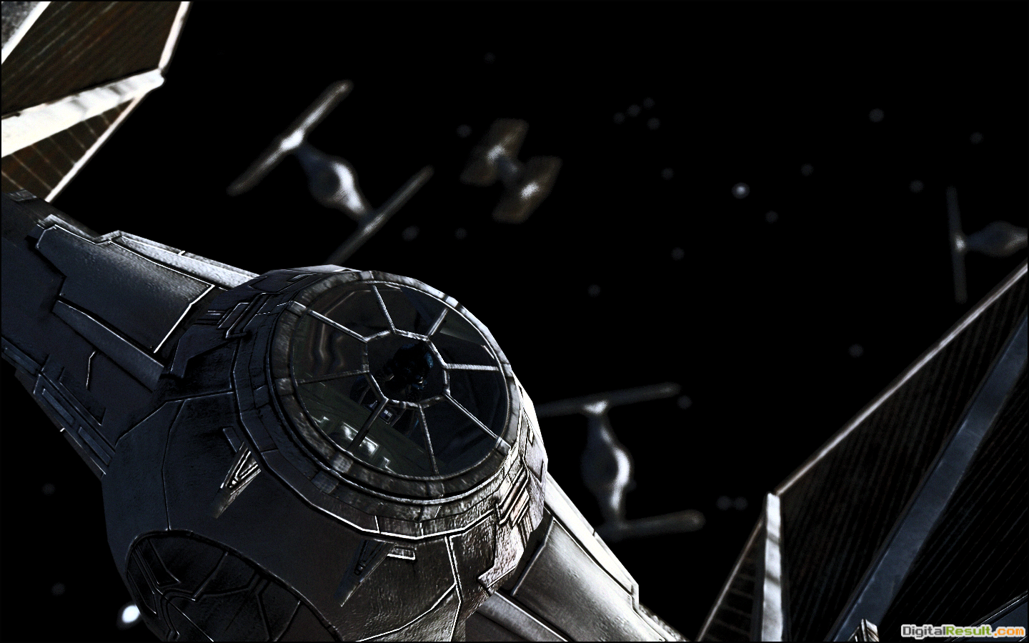 Hope you like this Tie Fighter HD wallpaper as much as we do! 1294