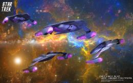 Ship Jem\'Hadar Fightersfree Star Trek computer desktop wallpaper 543