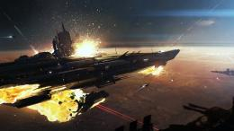 fighting war art artwork warrior futuristic spaceship space wallpaper 1089