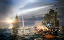 WIND Of LUCK arena mmo online fantasy ship boat fighting 1wol galleon 648