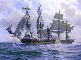 Frigates & Sailing ships Wallpaper Num94 : 1024 x 768 249 9 Kb 1490