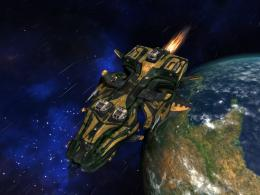 action fighting futuristic spaceship 1done ship wallpaper background 918
