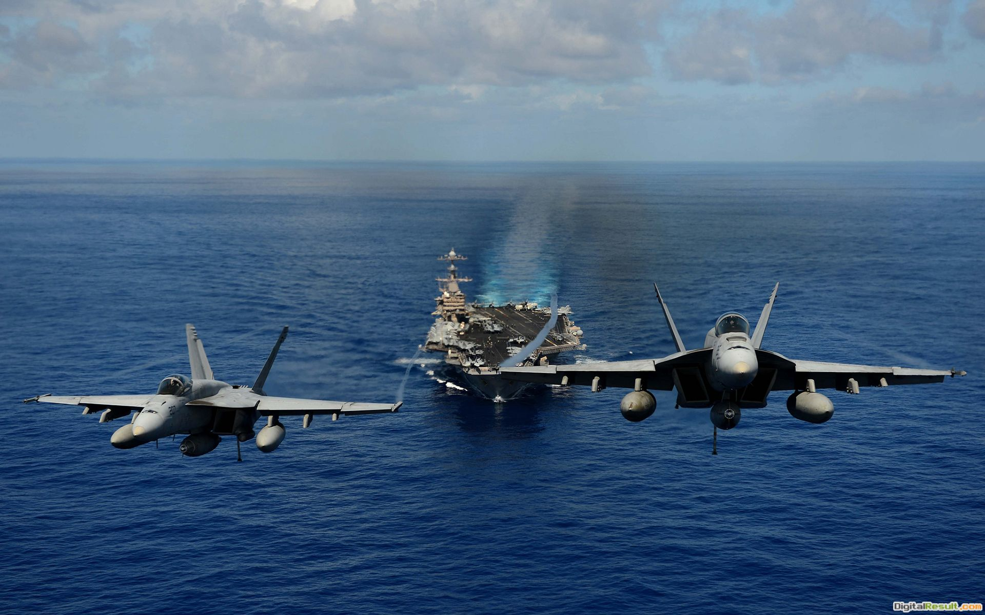 Jet jets fighter military ship ships aircraft carrier r wallpaper 1559