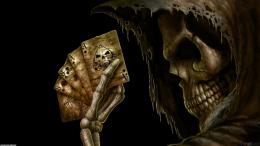skeleton playing poker wallpaper 1280x720 533453e86811e jpg 557