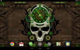 Steampunk Clock Live WallpaperAndroid Apps on Google Play 1103