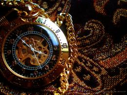 steampunk mechanical clock watch bokeh wallpaper background 1815