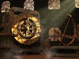 Steampunk Clock Background by Elle Arden on DeviantArt 341