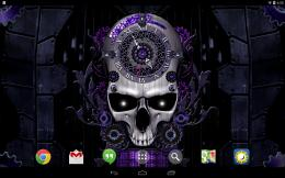 Steampunk Clock Live Wallpaper Screenshot Pictures 118
