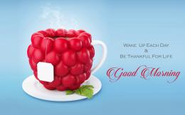 Good Morning Wishes With Tea HD Wallpapers | HD Wallpapers 1852