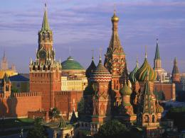 photo, StBasil\'s Cathedral and Kremlin Moscow Russia wallpaper 745