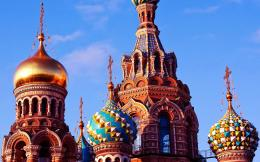 Buildings Wallpapers,Russian miracle construction Kremlin wallpaper 7 305