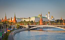 Moscow river and Kremlin | Widescreen and Full HD Wallpapers 1891