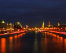 Russia, The Kremlin, Moscow Wallpaper 75892 : Wallpapers13 com 1232