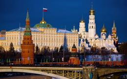 Wallpaper moscow city, the Kremlin, the bridge, moscow, capital of 1848