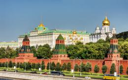 Kremlin Wall Moscow wallpapers | Kremlin Wall Moscow stock photos 511